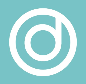 droproof_logo_icon(ブルーホワイト)